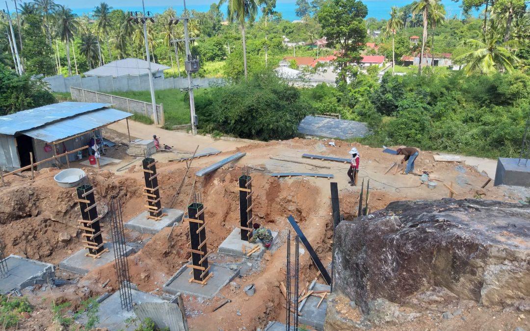 Construction Begins at Chariya Residence