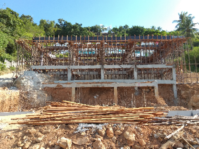 Latest Construction Pictures 5th of March 2019