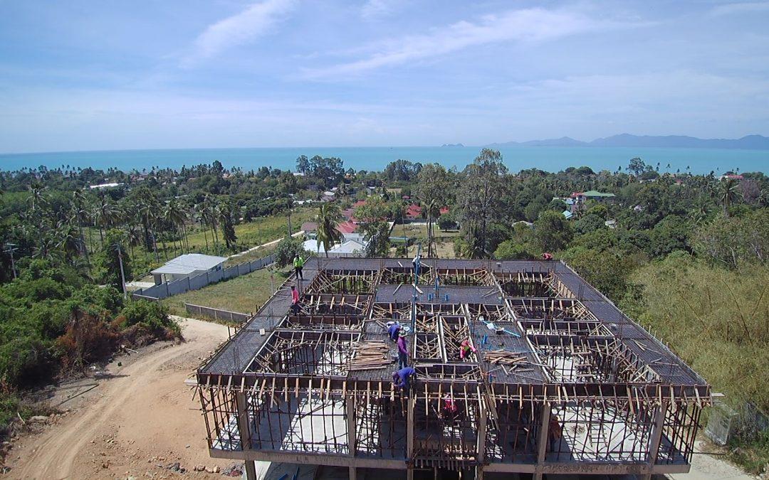 Chariya Residence Construction Update